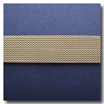 1-551 Vintage Antique Gold  Mesh Ribbon Chain