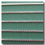 1-646 Silver Plate Edging Chain 1.2mm