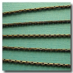 1-140 Antique Brass Beading Chain