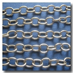 1-262 Stainless Steel Contemporary Cable Chain