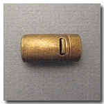 1-1071 Antique Brass Euro Style Magnetic Clasp