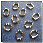 1-289 Stainless Steel Jump Rings