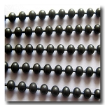 Black Ball Chain 2mm