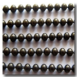 Black Ball Chain 3.2mm