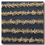 Gold Plate Shining Star Chain