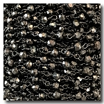 Black Pyrite Stone Chain
