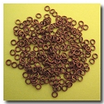 Jump Rings | Antique Copper | 3mm x 21 gauge | approx. 236 pieces