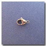 Lobster Clasp | Stainless Steel | 12x7mm | 1 piece